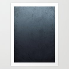 Dreaming Of Blue Art Print