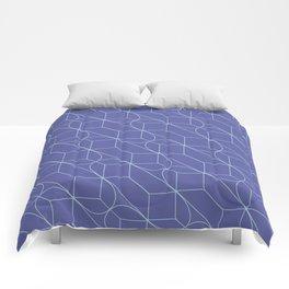 Kates .plum Comforters