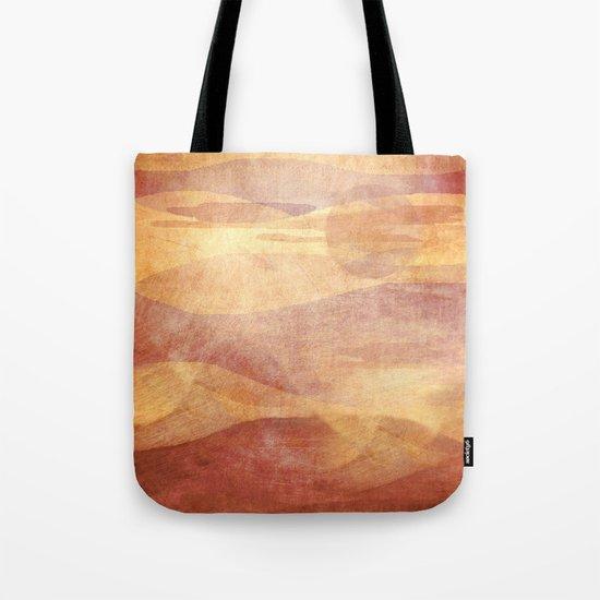 Desert Sand Tote Bag