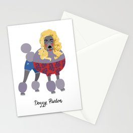 Doggy Parton Stationery Cards