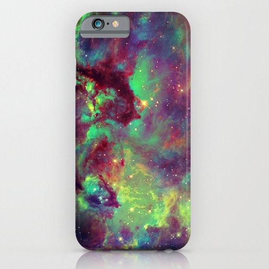 Seahorse Nebula iPhone & iPod Case