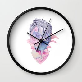 Sharp Expressions Wall Clock