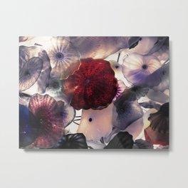 Flower Show Metal Print