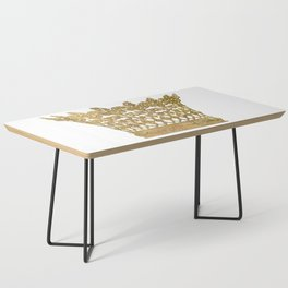 Crown Coffee Table