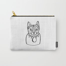 Aboriginal Kitty Carry-All Pouch