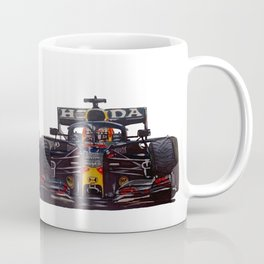 Hamilton & Verstappen Coffee Mug