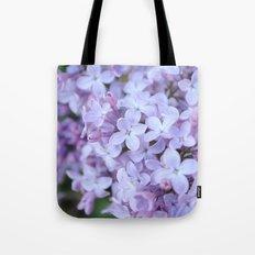 Lilacs Tote Bag