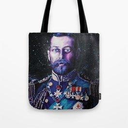 King George V Tote Bag