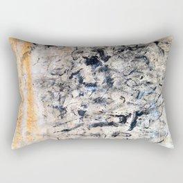 Accumulated Paint 2 Rectangular Pillow