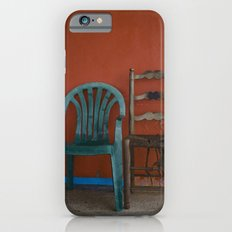 LONELY CHAIRS #6 iPhone 6s Slim Case