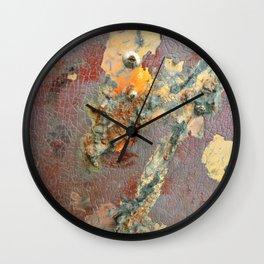 Afloat I Wall Clock