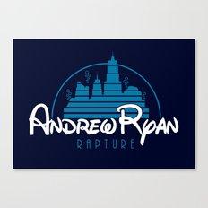 Andrew Ryan - Rapture Canvas Print