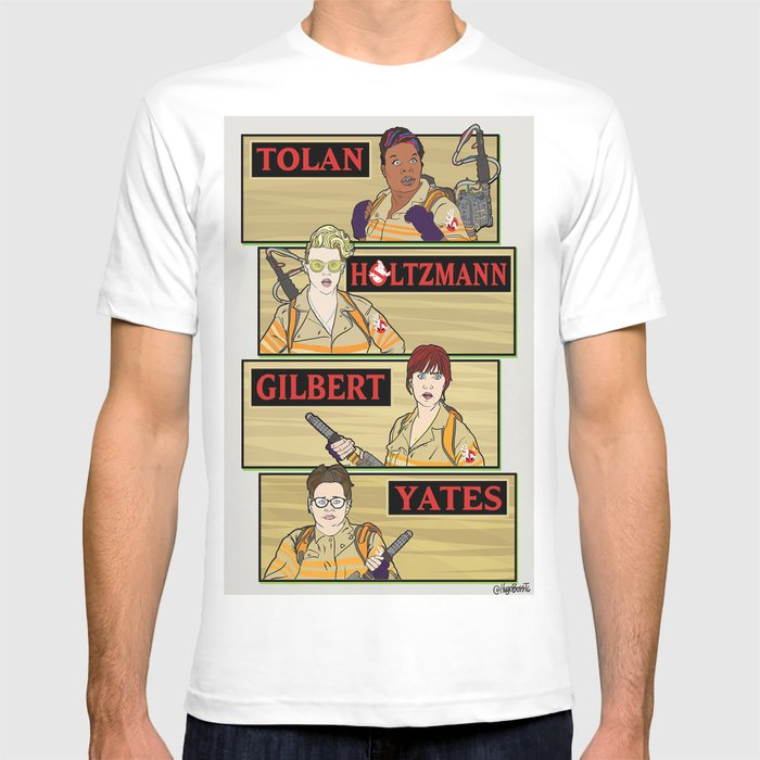 Team Ghostbusters T-shirt