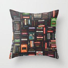 Atari Throw Pillow