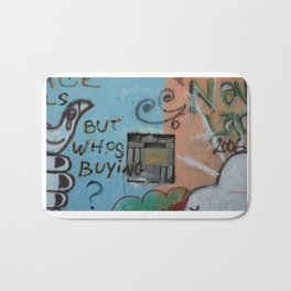 But whos Buying?  Bath Mat
