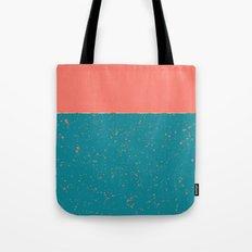 XVI - Peach 2 Tote Bag