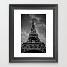 At it's darkest hour Framed Art Print