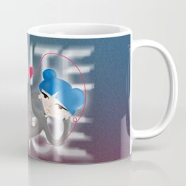 White Noise - digital version Coffee Mug
