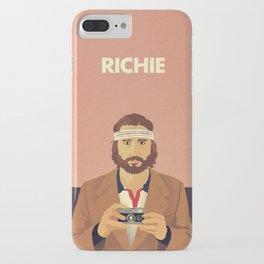 Richie iPhone Case