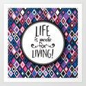 Life Is Made For Living by orcevasilev