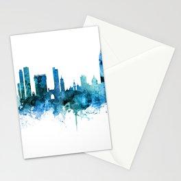 Mumbai Skyline India Bombay Stationery Cards