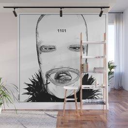 asc 424 - Le masque de la Toussaint (Trick or treat!) Wall Mural
