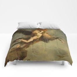 "Gustave Moreau ""The Chimera (La Chimère)"" Comforters"