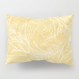 Add Spice to your Life: herb toss ochre Pillow Sham