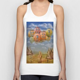 Sweet Home Unisex Tank Top