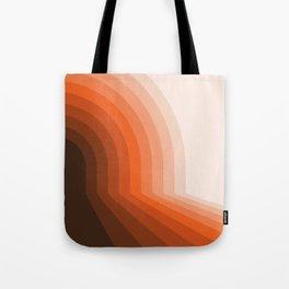Desert Dusk Halfbow Tote Bag
