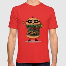 Geek Burger v.2 T-shirt
