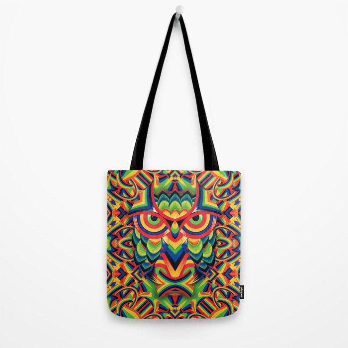 Owl 3 Tote Bag