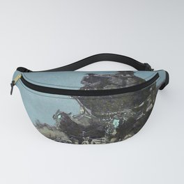 """Frederick Remington """"The Old Stagecoach"""" Fanny Pack"""