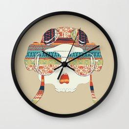 Retro Aviator Wall Clock