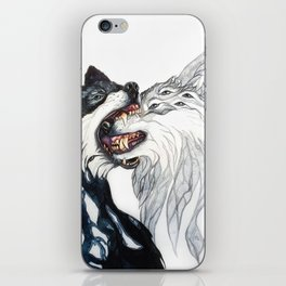 Dream Wolves iPhone Skin