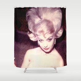 Vintage Mom Shower Curtain