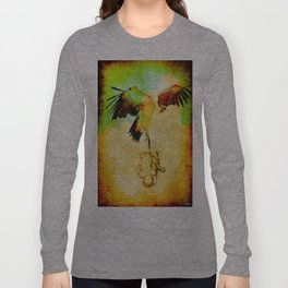 The stork was not available this day Long Sleeve T-shirt