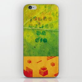 Un Dia iPhone Skin