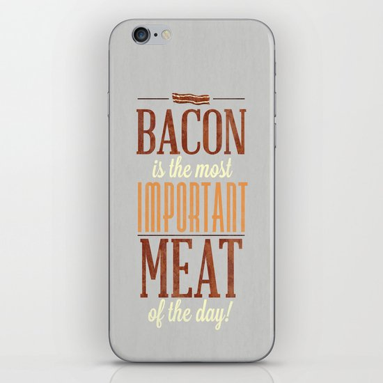 As The Old Saying Goes iPhone & iPod Skin