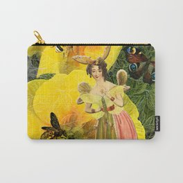 The Primrose Fairy Carry-All Pouch