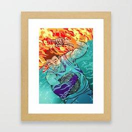 JLIN Framed Art Print