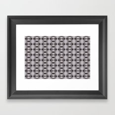 pttrn1 Framed Art Print