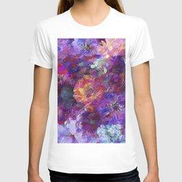 Flower storm T-shirt