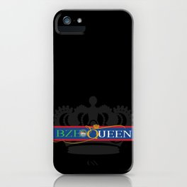 BZE Queens iPhone Case