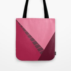 Cherry Abstract Tote Bag