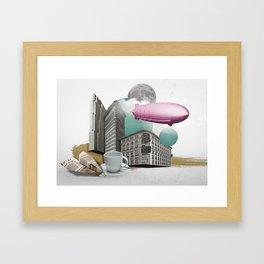 Zeppelin Framed Art Print