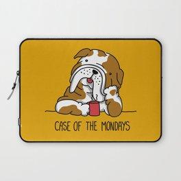 Case of the Mondays Laptop Sleeve