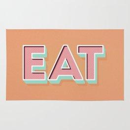 EAT EAT EAT Rug