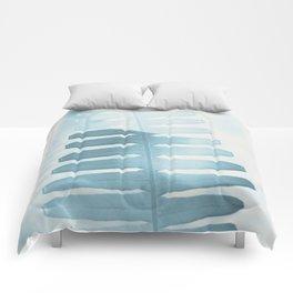 BLUE FERN Comforters