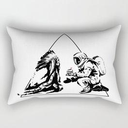 Columbus Day Rectangular Pillow